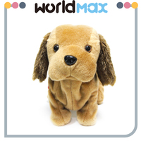 Electronic Musical Plush Talking Puppy Toys
