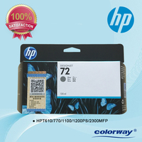 100% Original Hp72 Ink Cartridge for HPT610/770/1100/1200PS/2300MFP