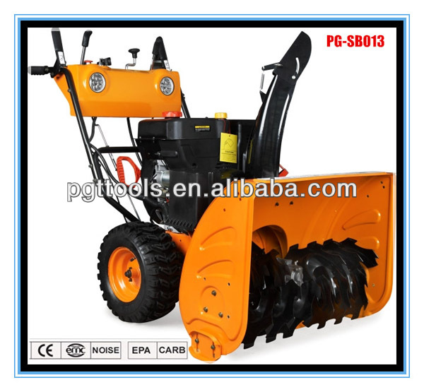 13HP gasoline truck mounted snow blowers