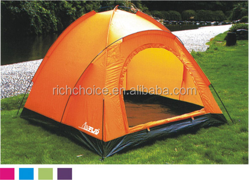 Family cabin tent camping tent