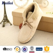 fashion handmade market lady shoes in china