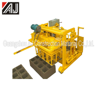 Good Quality Automatic Egg Laying Block Machine,block making machine,QT40-3A in Factory Price(made in China,Guangzhou)
