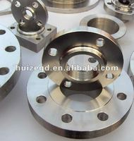 SA-182 forged steel pipe flanges in duplex stainless steel