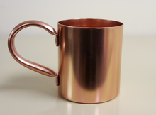 420ml Beer Cup Hammered Copper Mug Moscow Mule Mugs copper coated aluminum cheep mug