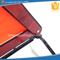 Auto Red Safety Reflective Warning Triangle for Emergency
