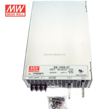 MEANWELL SE-1500-27 27V 55.6A 1500W SMPS Industrial switching power supply