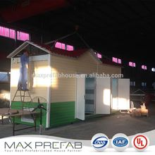 clinic EPS Sandwich Panel houses container classroom for site office
