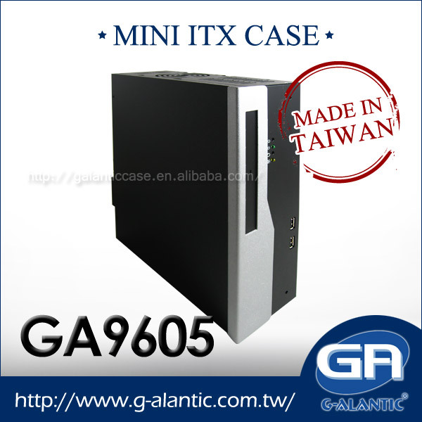 GA9605 - Mini Desktop Computer Case For KIOSK PC (Point of Sale)POS System