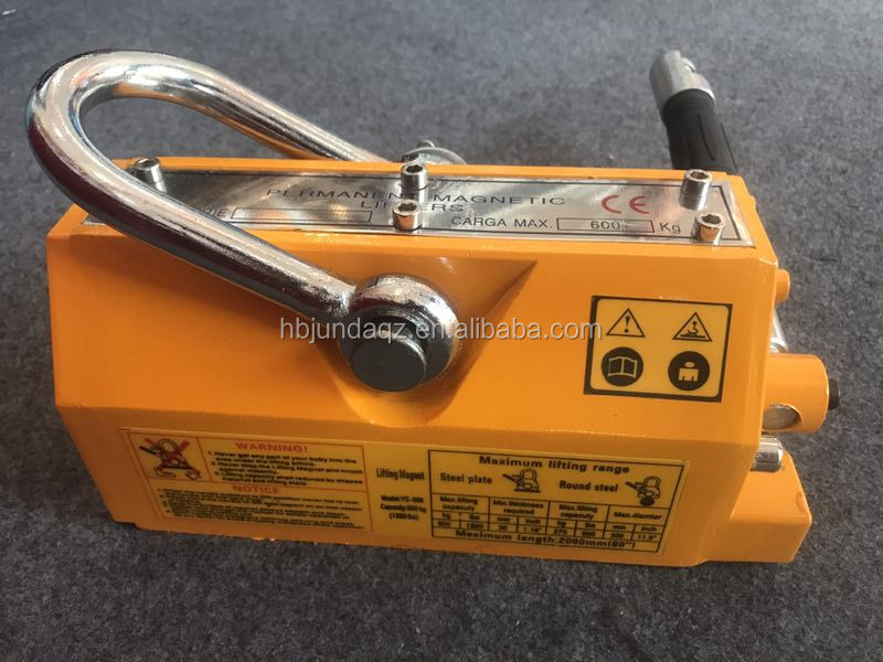 magnetic lifter magnets lifter steel plate lift tools