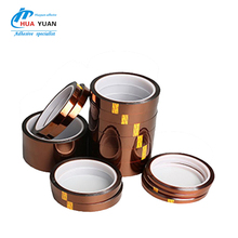 Free samples!! 260 degrees heat resistance polyimide silicone adhesive tape