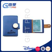 Soft Wallet Card Holder Leather Case Wallet Bag Holder For Many Credit Cards