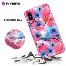 Superior Quality Cell Phone Case For Iphone X 2 In 1 Hybrid Ivymax Best Selling Professional Cases 2018 For Iphone X