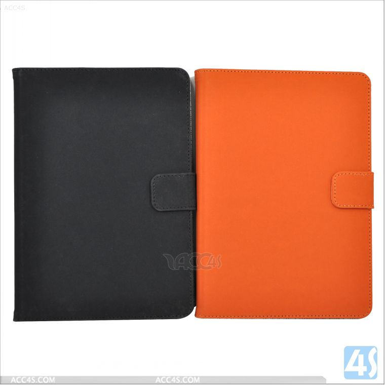 Stand Leather and Matte hard case Cover for iPad Mini with Retina Display/ iPad Mini 2 P-IPDMINIiiCASE036