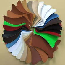 Multi color good quality pvc synthetic leather for shoes bags