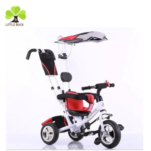 Wholesale high quality best price hot sale child tricycle/kids tricycle baby stroller children tricycle with trailer baby toy