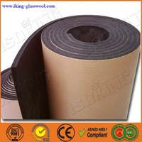 Adhesive Backed Foam Rubber Sheets Insulation