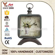 2016 New Style Customize Chic Clock 2016 Table Clocks For Kids