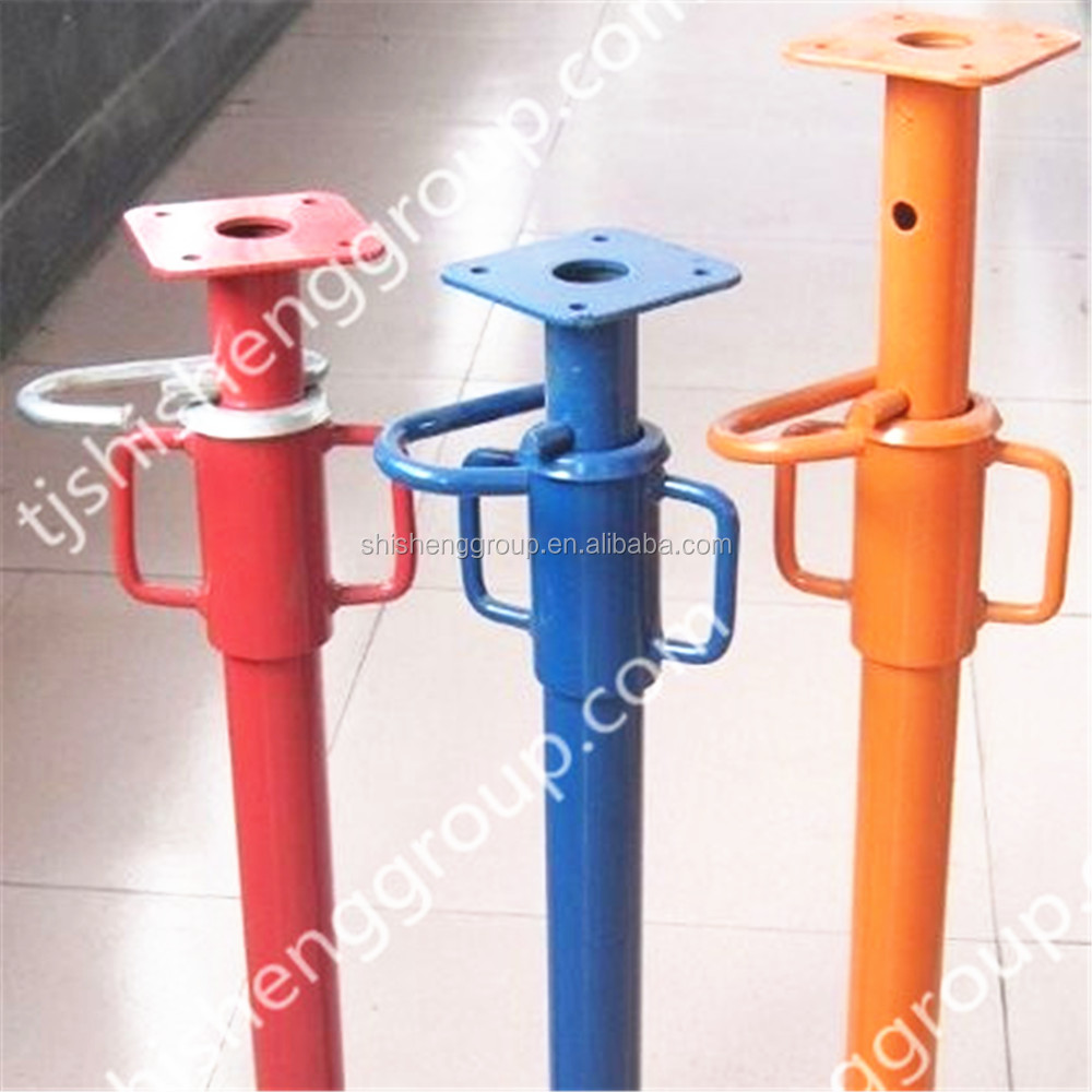 Tianjin SS Group OEM construction metal Light Type Prop Shoring/Scaffolding Tools for sale