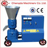 15kw electric powered Chengda supply flat die turkey chicken pigeon feed pellet mill machine