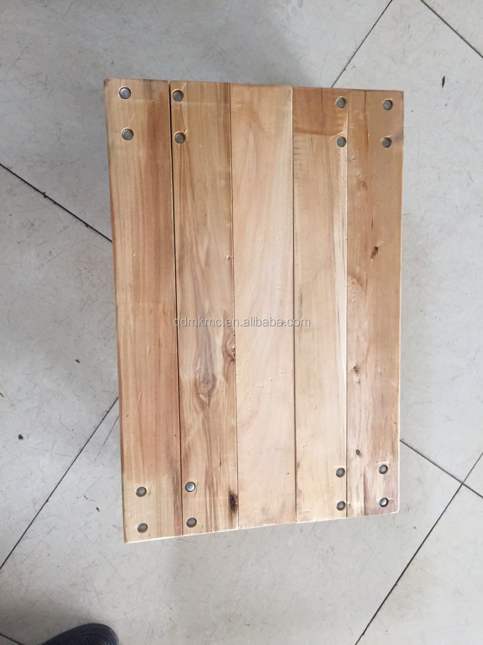 wooden moving dolly/ trolley