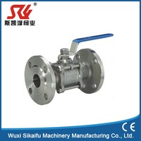 Unusual ball valve flange end dimension hot selling
