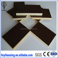 18mm dynea film faced shuttering plywood