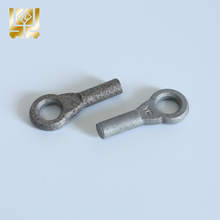 OEM steel precision cast lost wax foundry customize stainless steel polishing wax casting forged