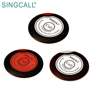 SINGCALL restaurant service ordering wireless waiter call bell system for restaurant
