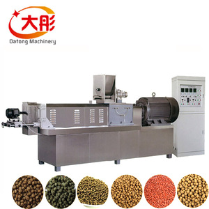 Factory cattle fish feed pellet machine price