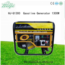 1300W small gasoline generator for home use HJ-G1300