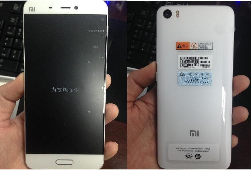 2016 Newest Mobile Phone For Xiaomi Xiomi Mi5 Mi 5 128gb ...