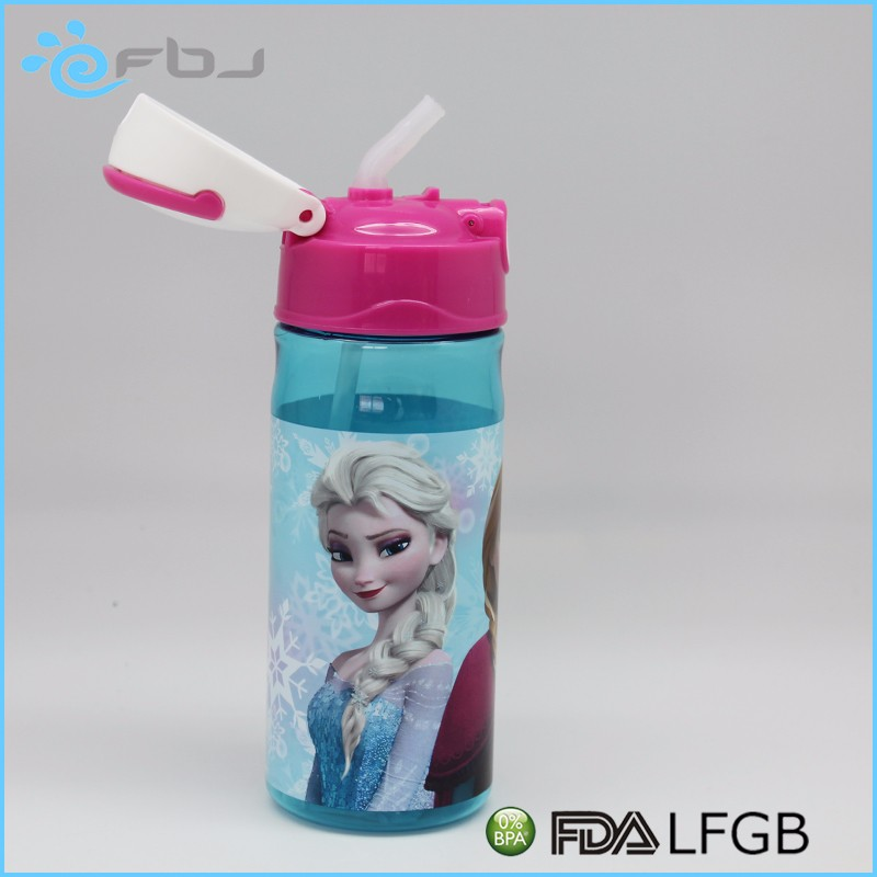 ~ Factory provide hot sell plastic japanese water bottle