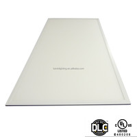 UL/DLC standard 110LM/W recessed led panel light 2x4 54w