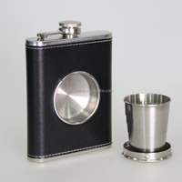 8oz hot new products for 2016 hip flask