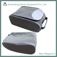 travel nylon golf shoe bag