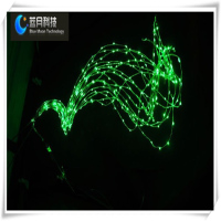 180L 12V christmas tree led branch lights for wedding party and Xmas day