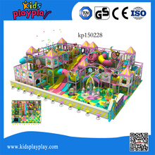 KidsPlayPlay Factory Direct Sale Theme Soft Childrens Play Area Indoor Playgrounds