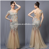 Mermaid One-shoulder Crystal Beaded Latest Formal Dress Patterns Evening dress