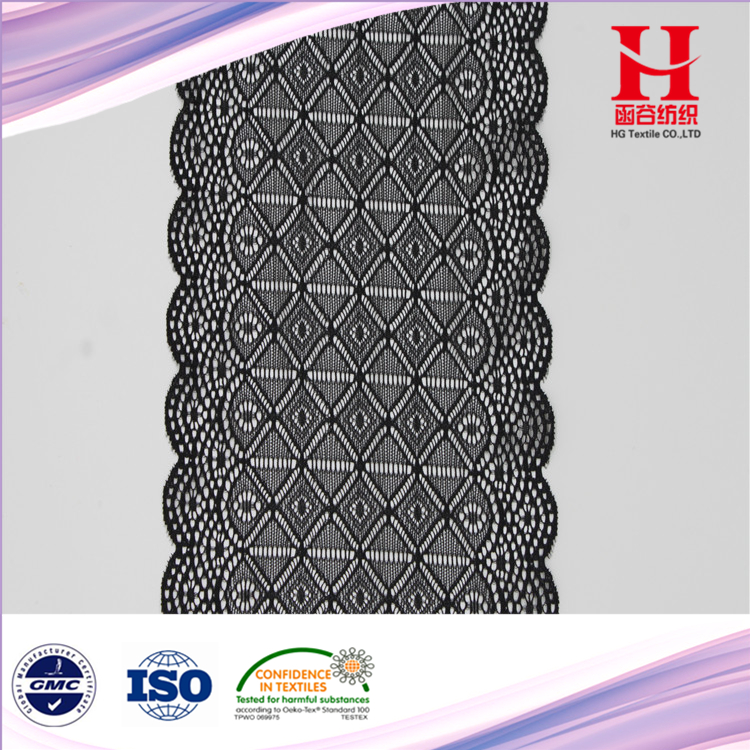 Good Quality Daisy Lace Fabric For Karachi Market