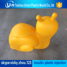 Supply large water horse plastic mold, roadblocks mould, blowing mould
