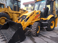 0.8 1.2m3 bucket capacity used mini backhoe loader