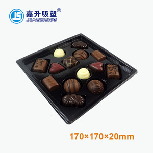 Direct Manufacturer Amazon Plastic 12pcs Chocolate Insert Blister Packaging Tray