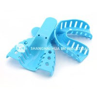Impression Tray- Partial Perforated dental instruments