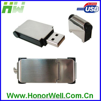 Free Logo rectangle usb flash drive with cheap price