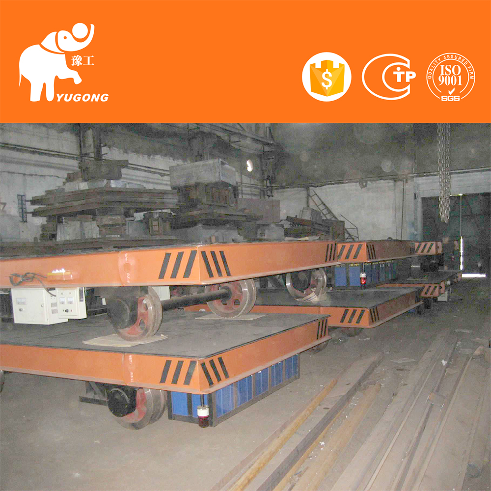 Very Popular Draged Chain Mobile Cable Transfer Cart Transfer Material