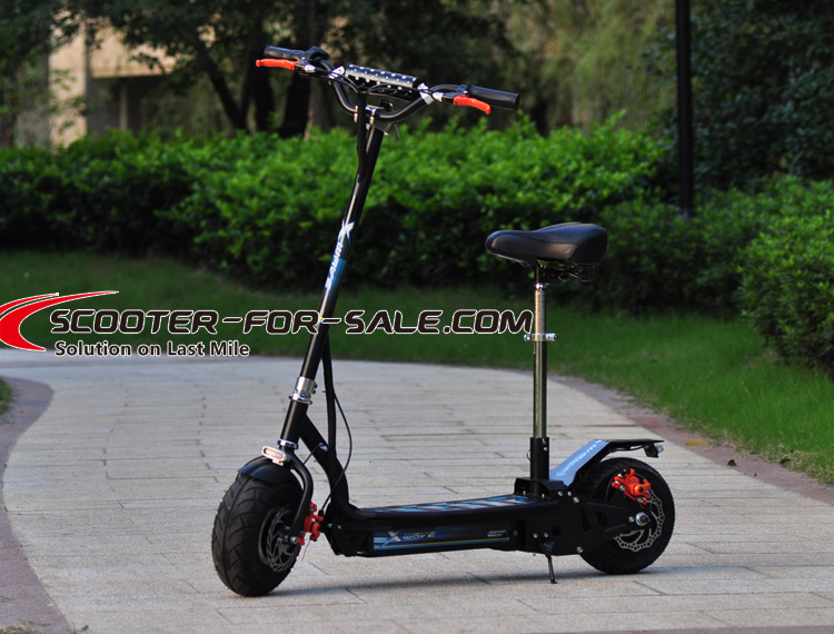 Stable Quality 2Wheel Electric Scooter with 9AH, 36V lithium battery LiFePO4