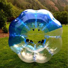 TPU bubble soccer bumper ball sports soccer bubble or football games