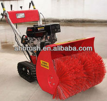 Road sweeper brush/snow sweeper brush machine in Brush Mking Machine