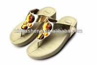 flat sandals for ladies pictures china wholesale woman sandal shoe 2014