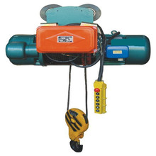 Steel Cable 5 Ton Electric Wire Rope Hoist